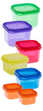 21 Day Fix Containers -- Amy Silverman Fitness
