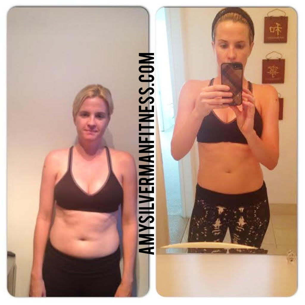 Mandy's 21-Day Fix Transformation