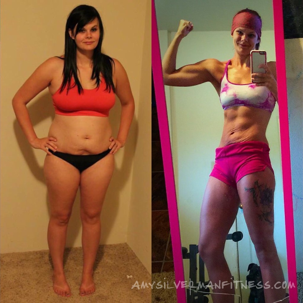 Ashley's Beachbody Transformation