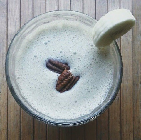 Vanilla Banana Shake - 88 Vanilla Shakeology Recipes