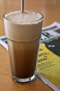 Vanilla Latte Recipe Shakeology