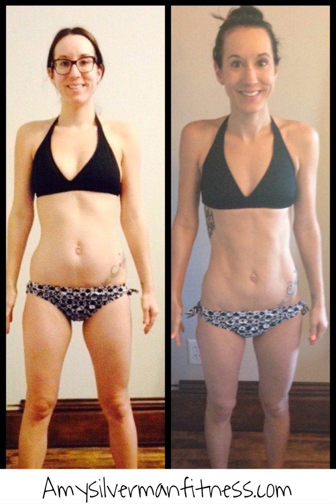 Kelly's T25 Results