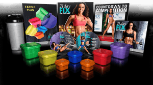 21 Day Fix Extreme on sale