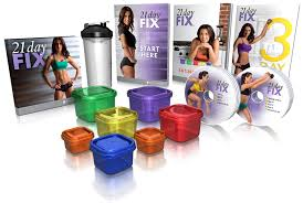 21 Day Fix on sale