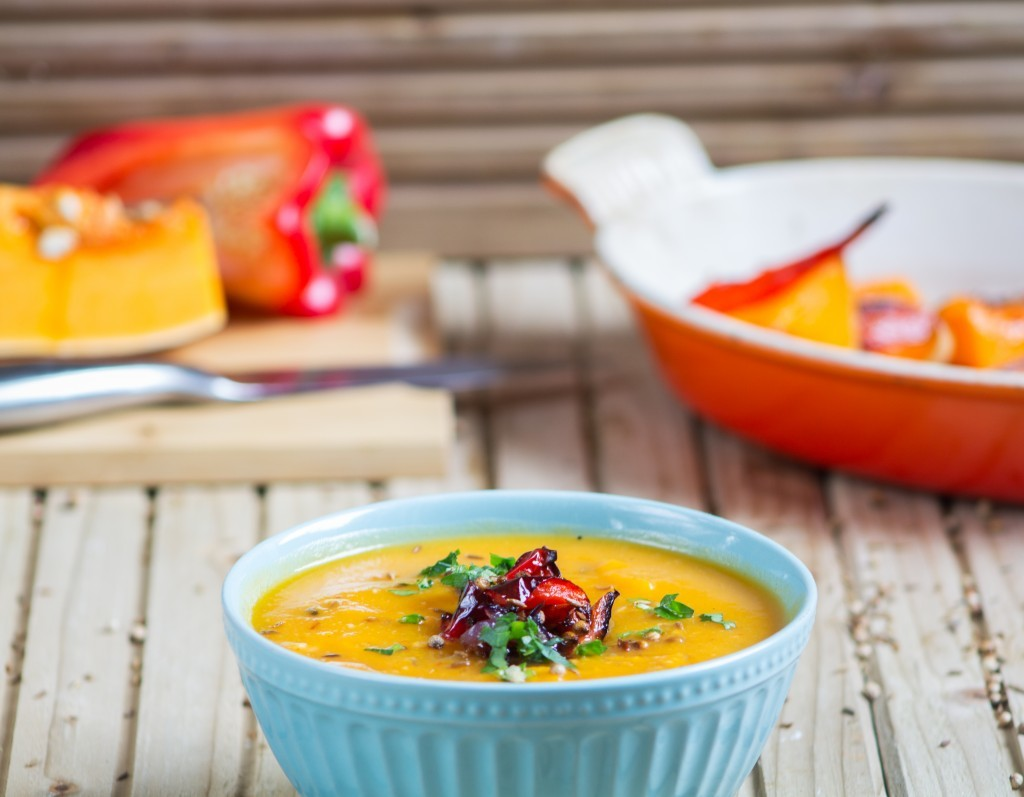 Butternut Squash & Red Pepper ( Paleo Diet and Fitness ) – This ...