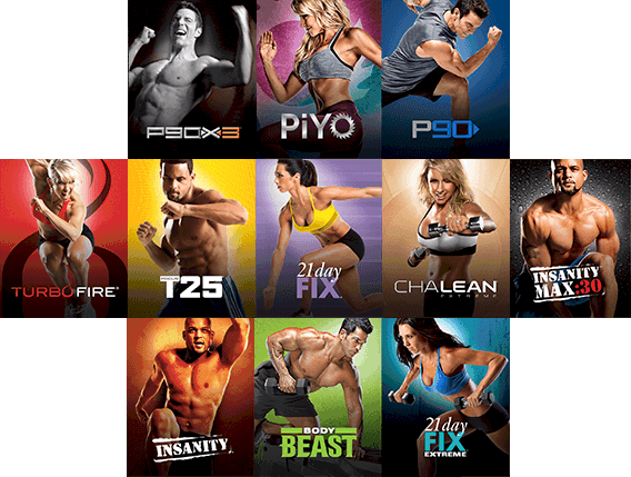 Beachbody On Demand Videos