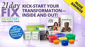 2 Day Fix Kickstart on Sale