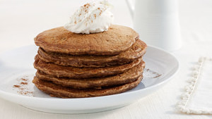Pumpkin Pancakes with Shakeology!