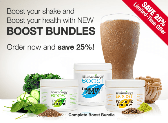 Shakeology Boost on Sale