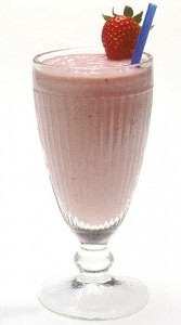 Strawberry Nutrition Shake