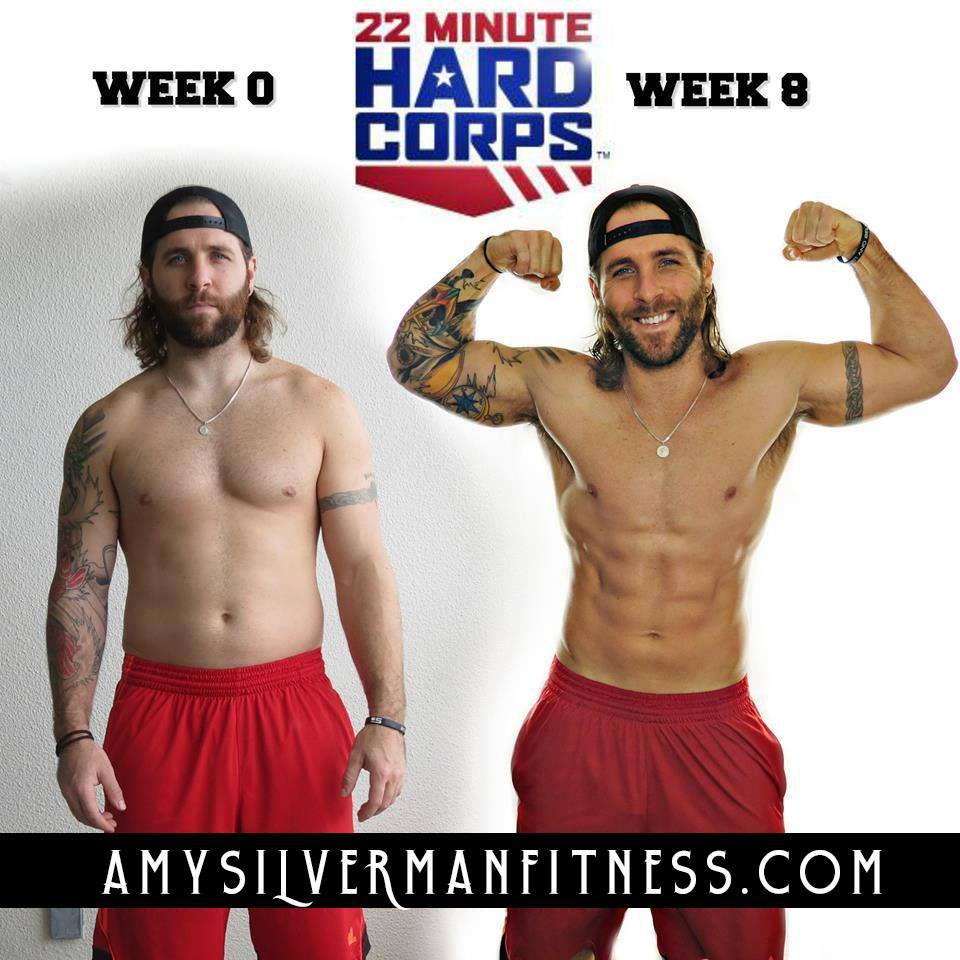 Tony Horton's 22 Minute Hard Corps IS HERE! - Amy Silverman Fitness