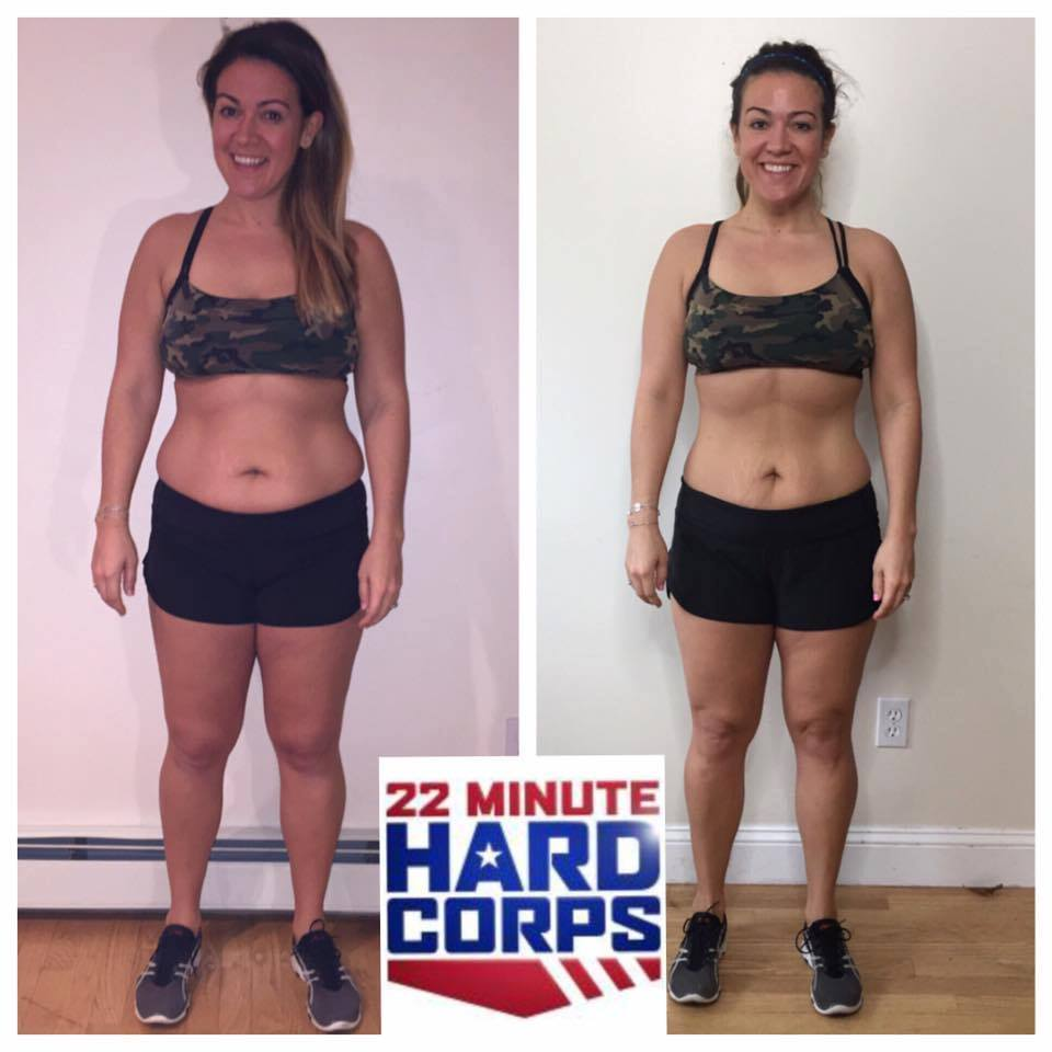 What are some 22 Hard Corps Results?