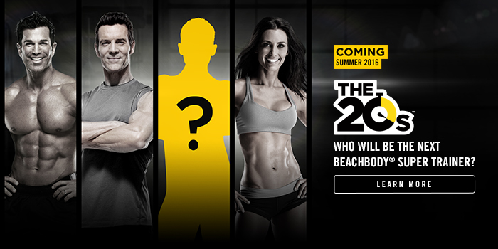 New reality show: The 20's searches for next big Beachbody superstar