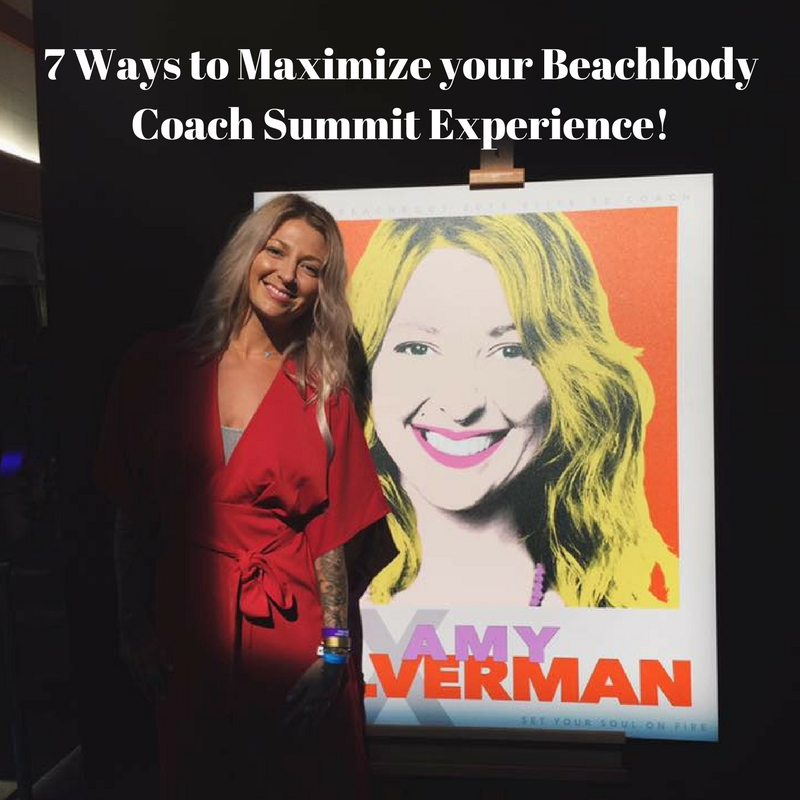 7 Ways to Maximize your Beachbody Coach Summit Experience!