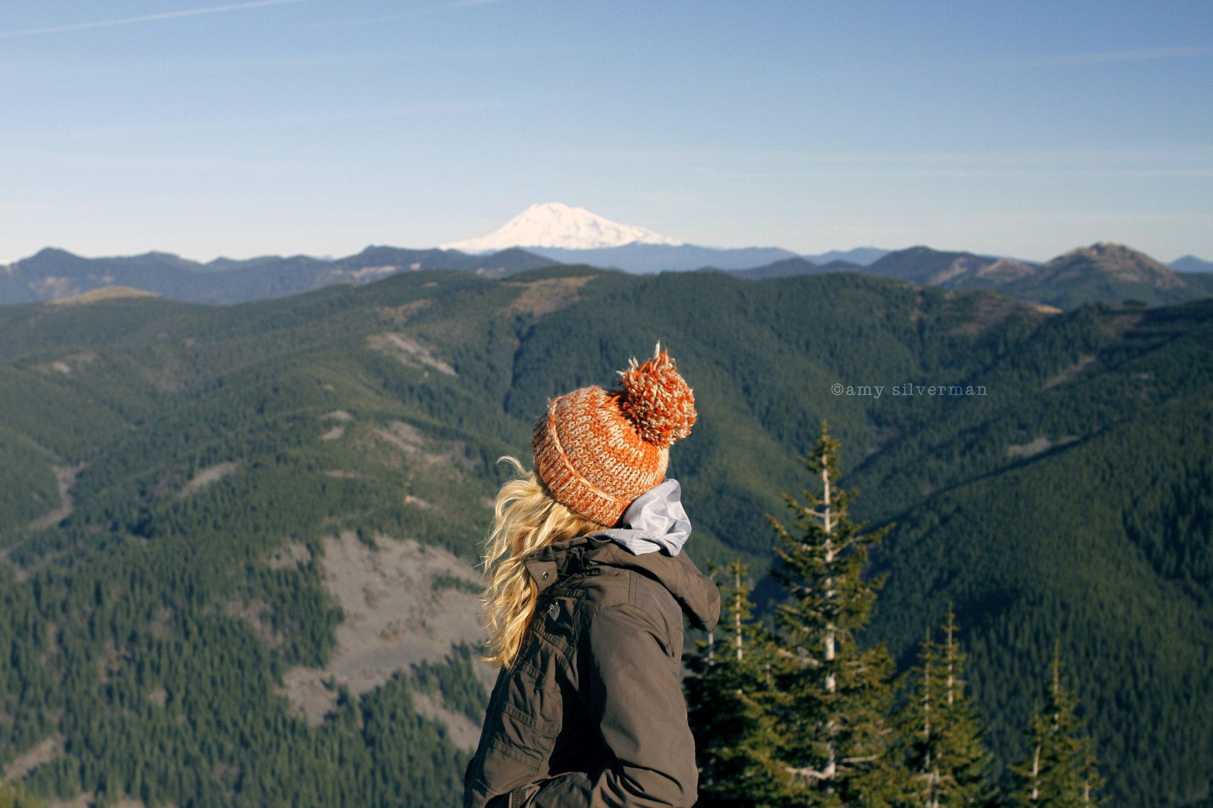 Hiking Starway Trailhead, Oregon
