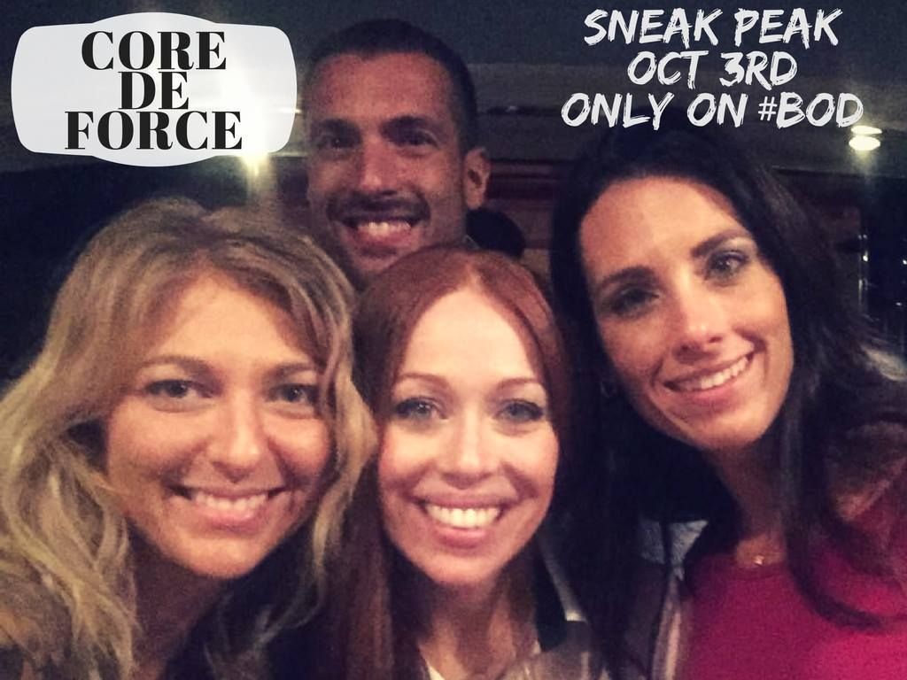 Core De Force is Coming!!