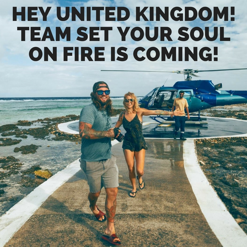 BEACHBODY COACHING IS COMING TO THE UNITED KINGDOM!!