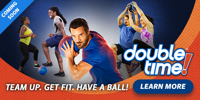 Double Time by Tony Horton– Home is where the health is.